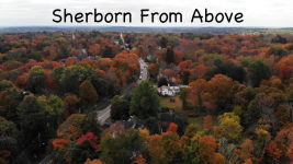Sherborn From Above